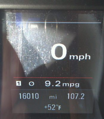 2011 S5: 520 days and 16,010 miles later