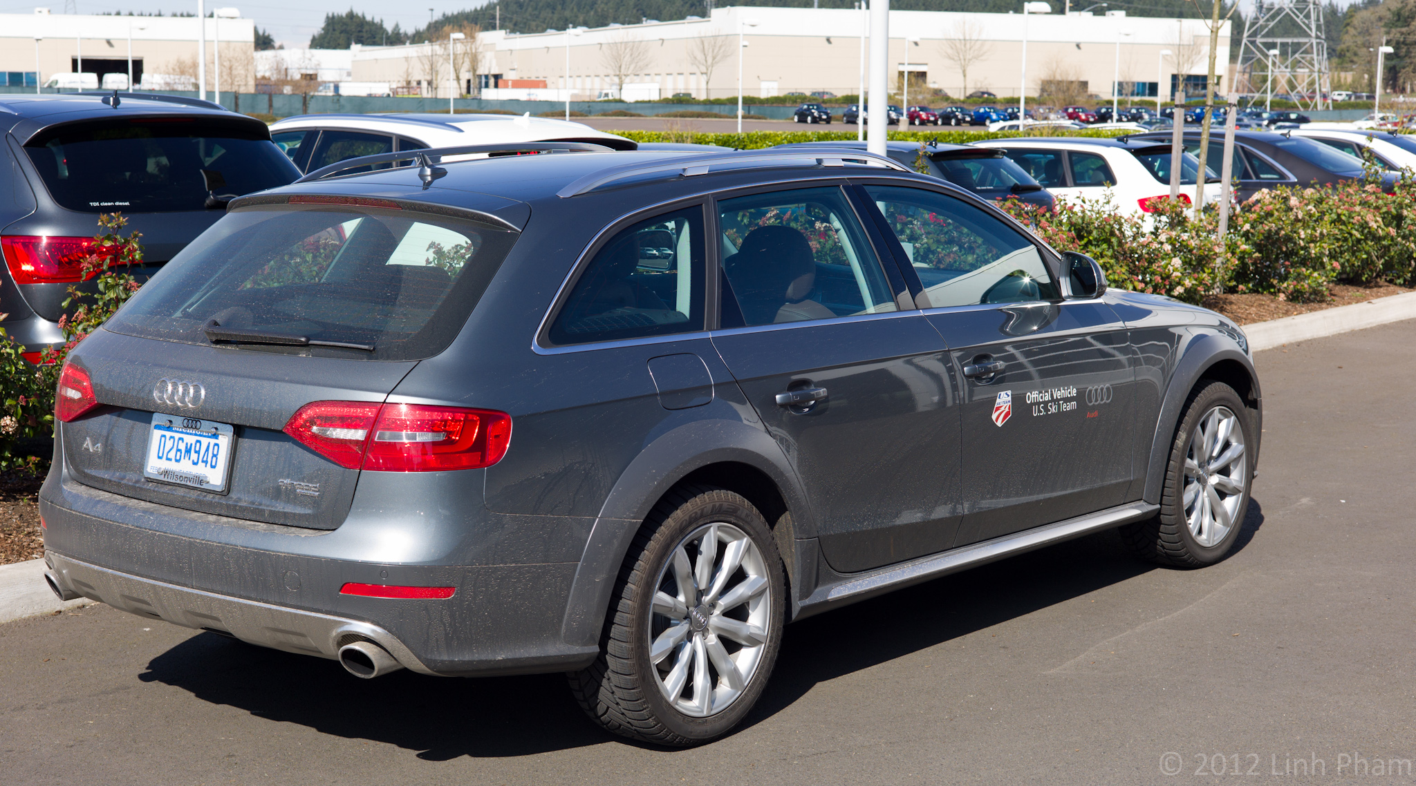 My Sneak Peek And Test Drive Of The New A4 Allroad Quattro