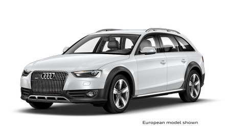 2013 A4 allroad configurator online on Audi USA website