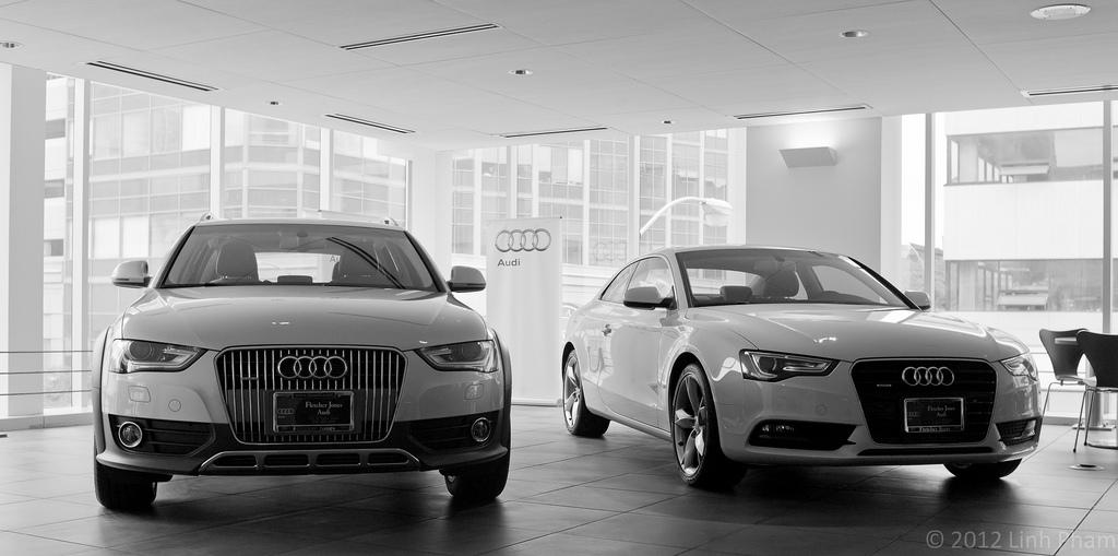 Audi Fun in Chicago – Day 1: Fletcher Jones Audi