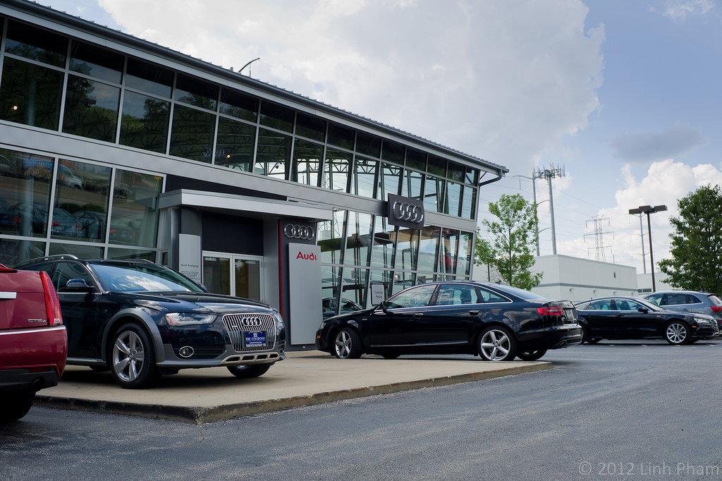 Audi Fun in Chicago – Day 2: Audi Exchange