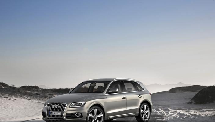 Q5 3.0 TDI Coming to the US for 2014