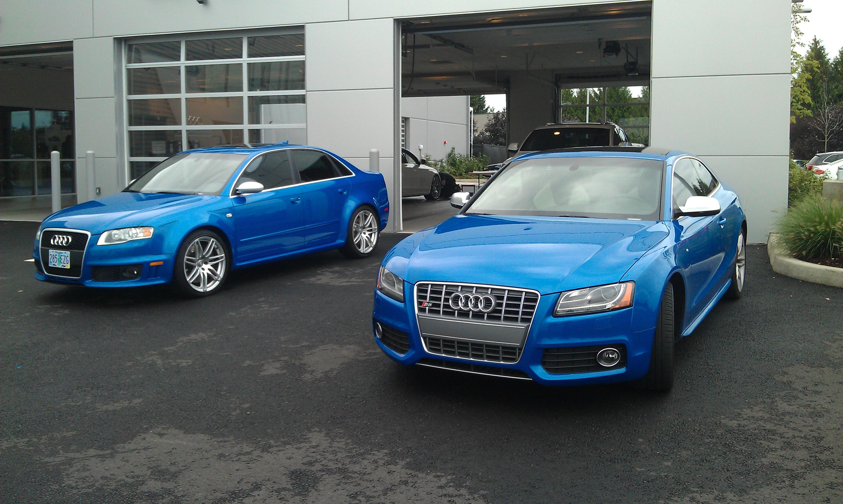 Sprint Blue Siblings