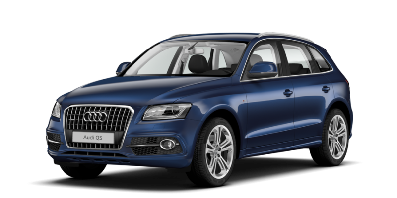 Finally… 2013 Q5 up on AudiUSA.com