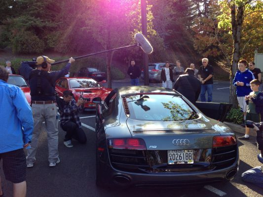 #WantAnR8 Experience Part Two: The Big Day
