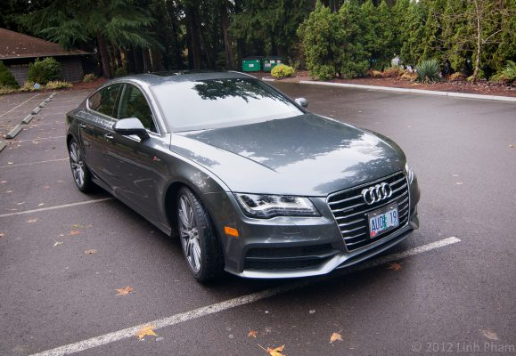 Weekend Drive and Review: 2013 Audi A7