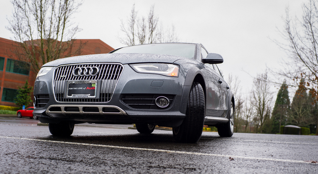 Weekend Drive and Review: 2013 A4 allroad quattro