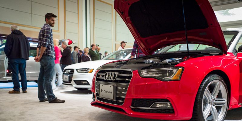 Audi For Life Visits The Portland Auto Show