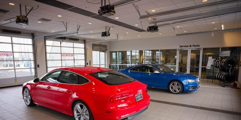 Dashing Red Sportback: 2013 Audi S7
