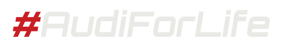 Audi For Life Hashtag Logo (Red-White)-575x95