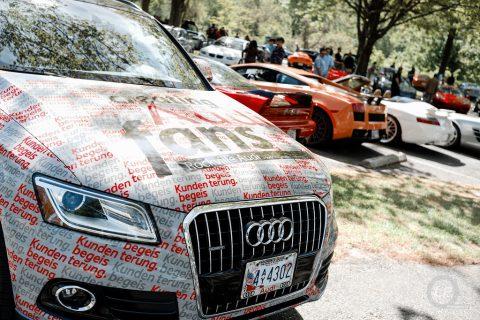 "Rockville Audi's ""Kundenbegeisterung"" Audi Q5"