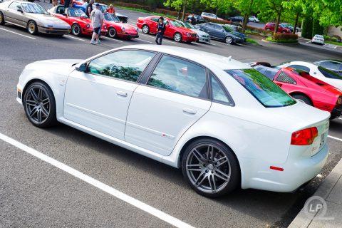 Suzuka Gray B7 Audi RS 4