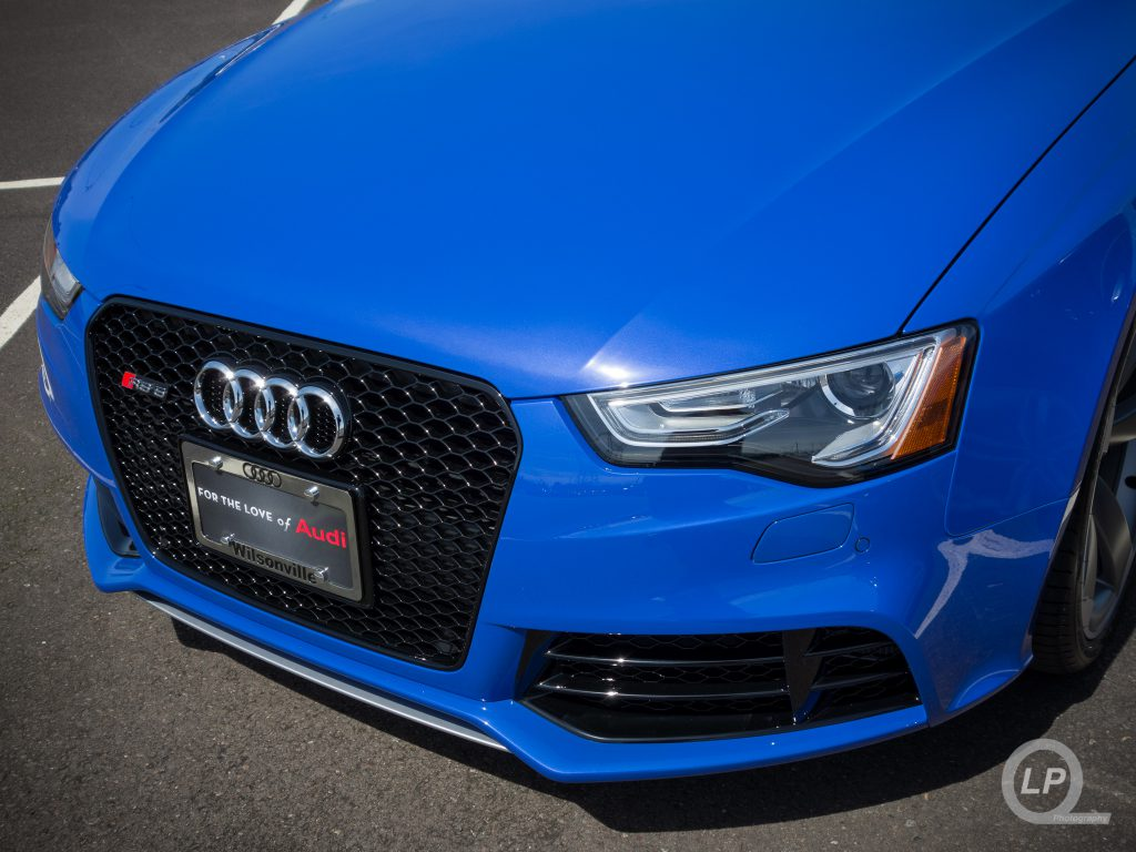 Audi Exclusive Nogaro Blue Audi RS 5