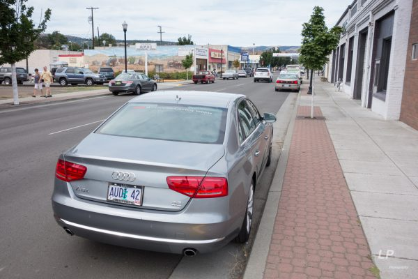 A Weekend With an Audi A8 L
