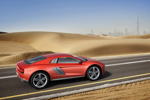 Audi nanuk quattro concept (Photo by Audi AG)