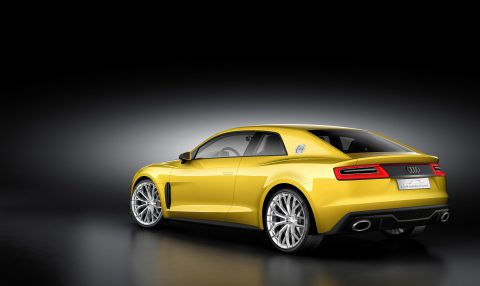Audi Sport quattro concept (Photo by Audi AG)