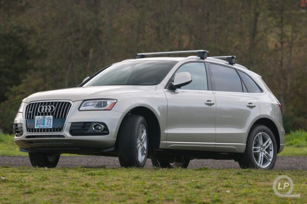 Weekend Notes: Audi Q5 2.0TFSI