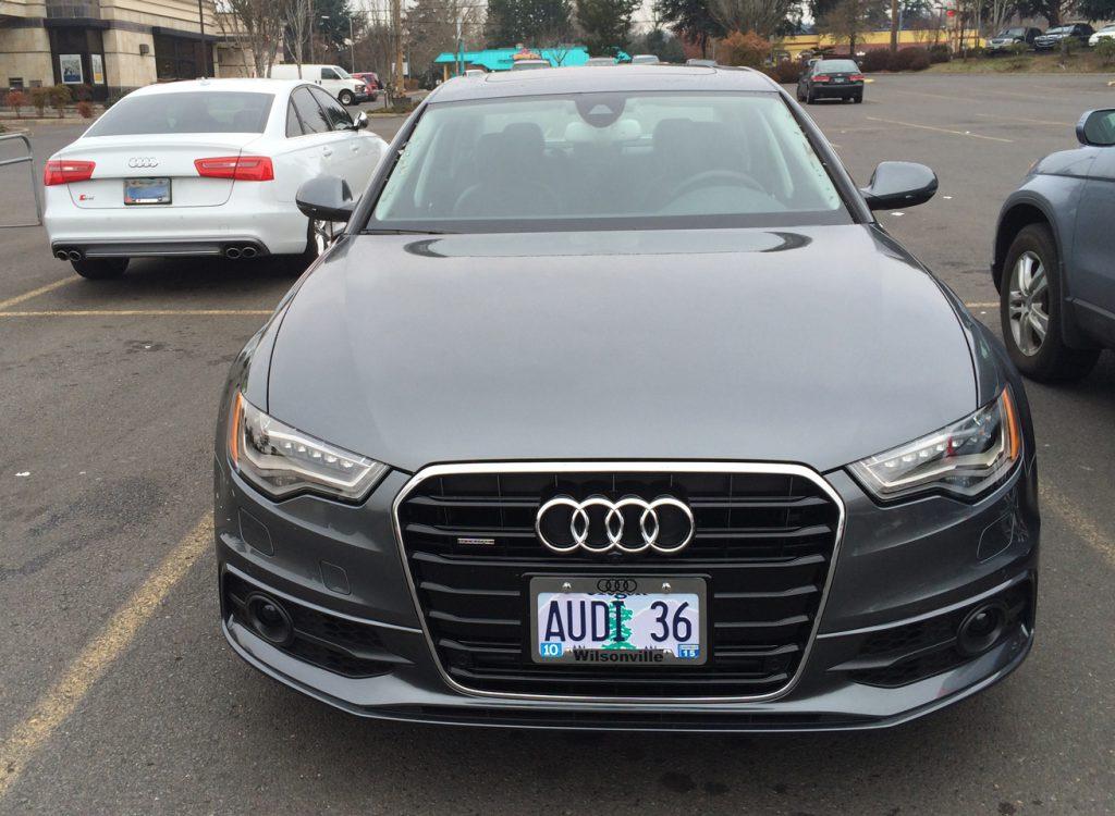 Audi S6 Meets Audi A6 3.0 TDI