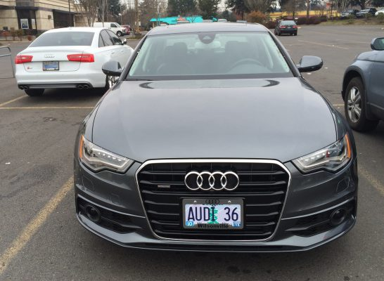 Quick Review and Notes: Audi A6 3.0 TDI