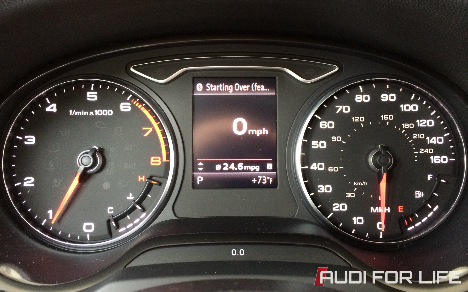 Short Term Test Drive And Comparison Audi A3 1 8t And 2
