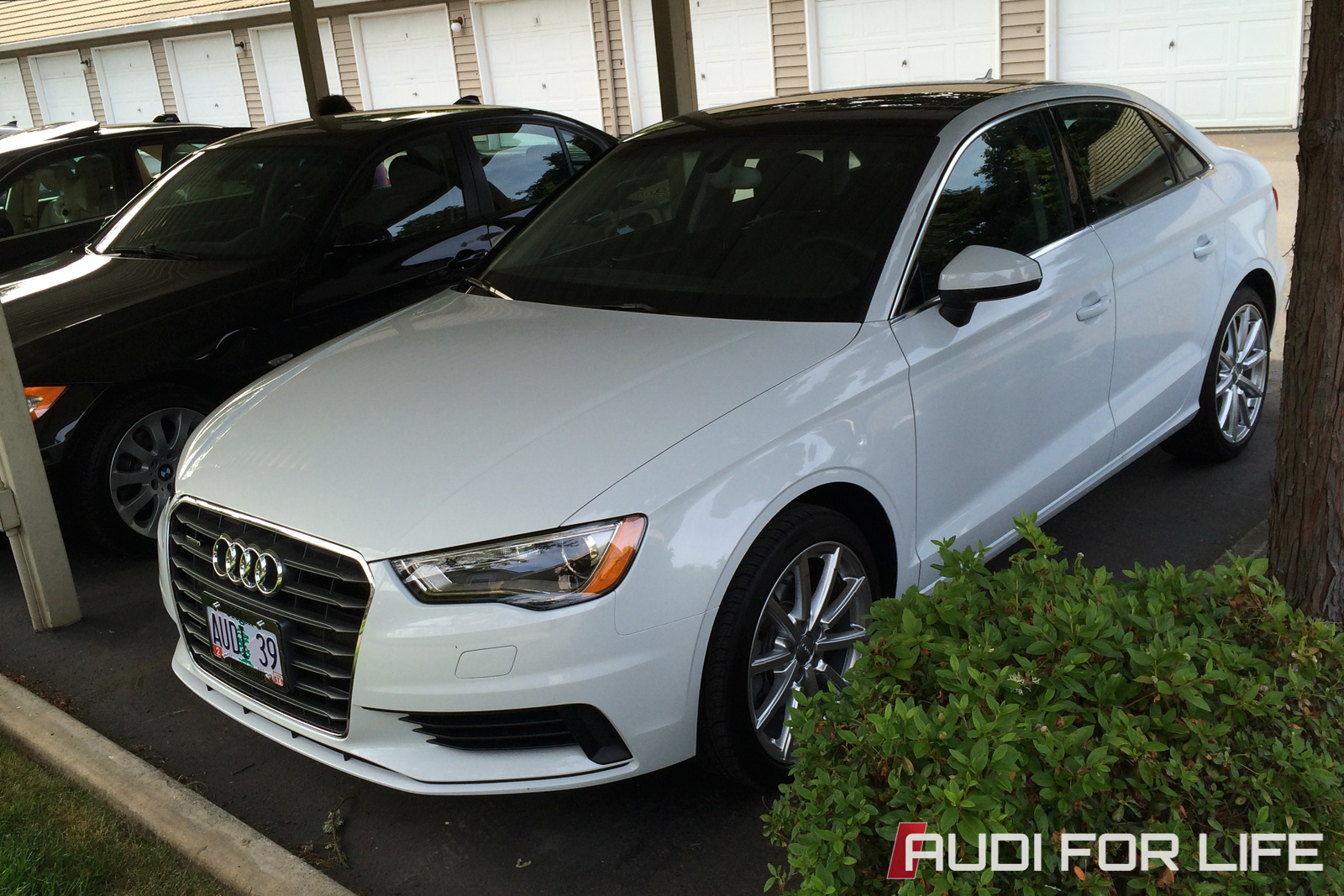 Audi A3 Waiting to be Driven