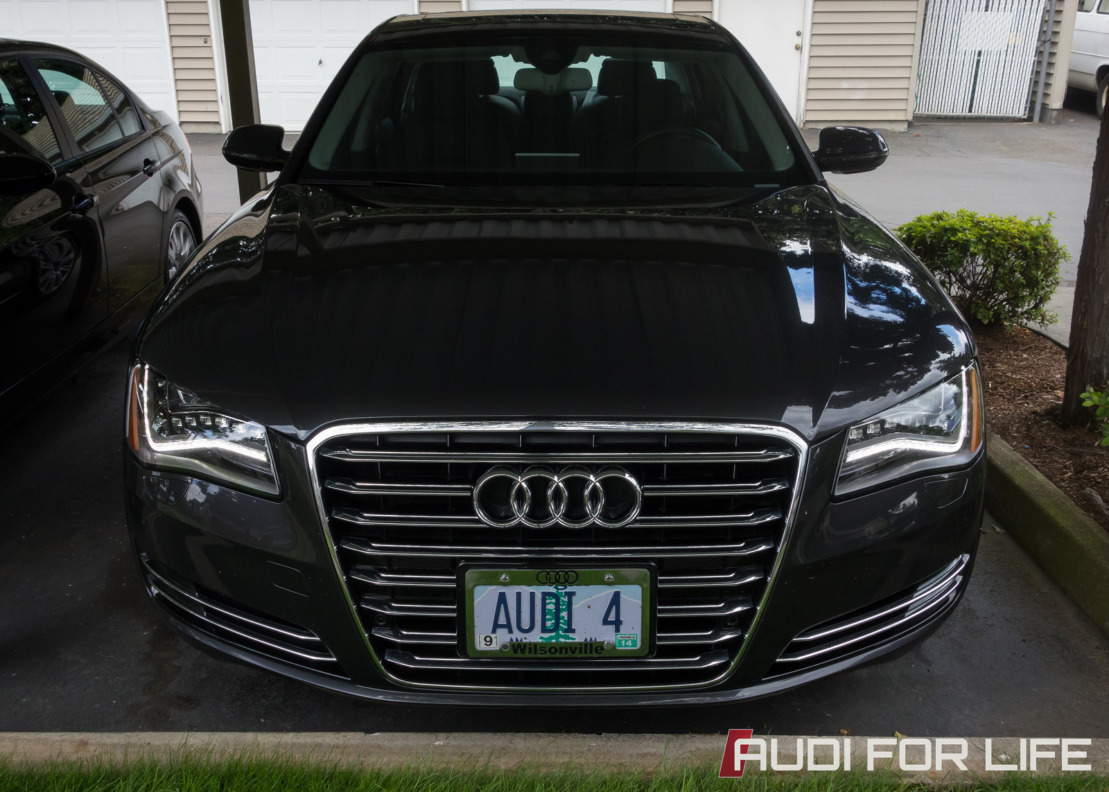 Weekend With An Audi A8 L 4 0t Pt Cruisin In Style And