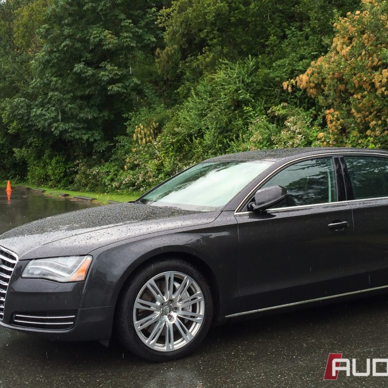 Weekend with an Audi A8 L 4.0T: PT Cruisin' in Style and Comfort