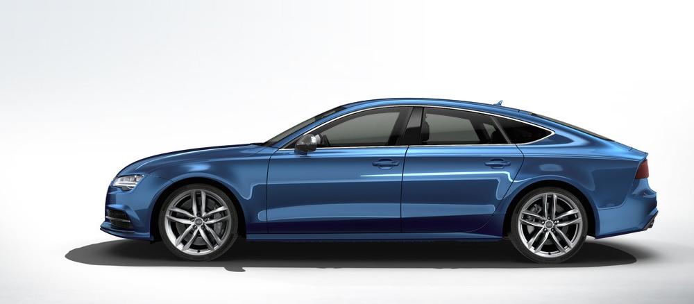 Potential next Audi: Sepang Blue S7?