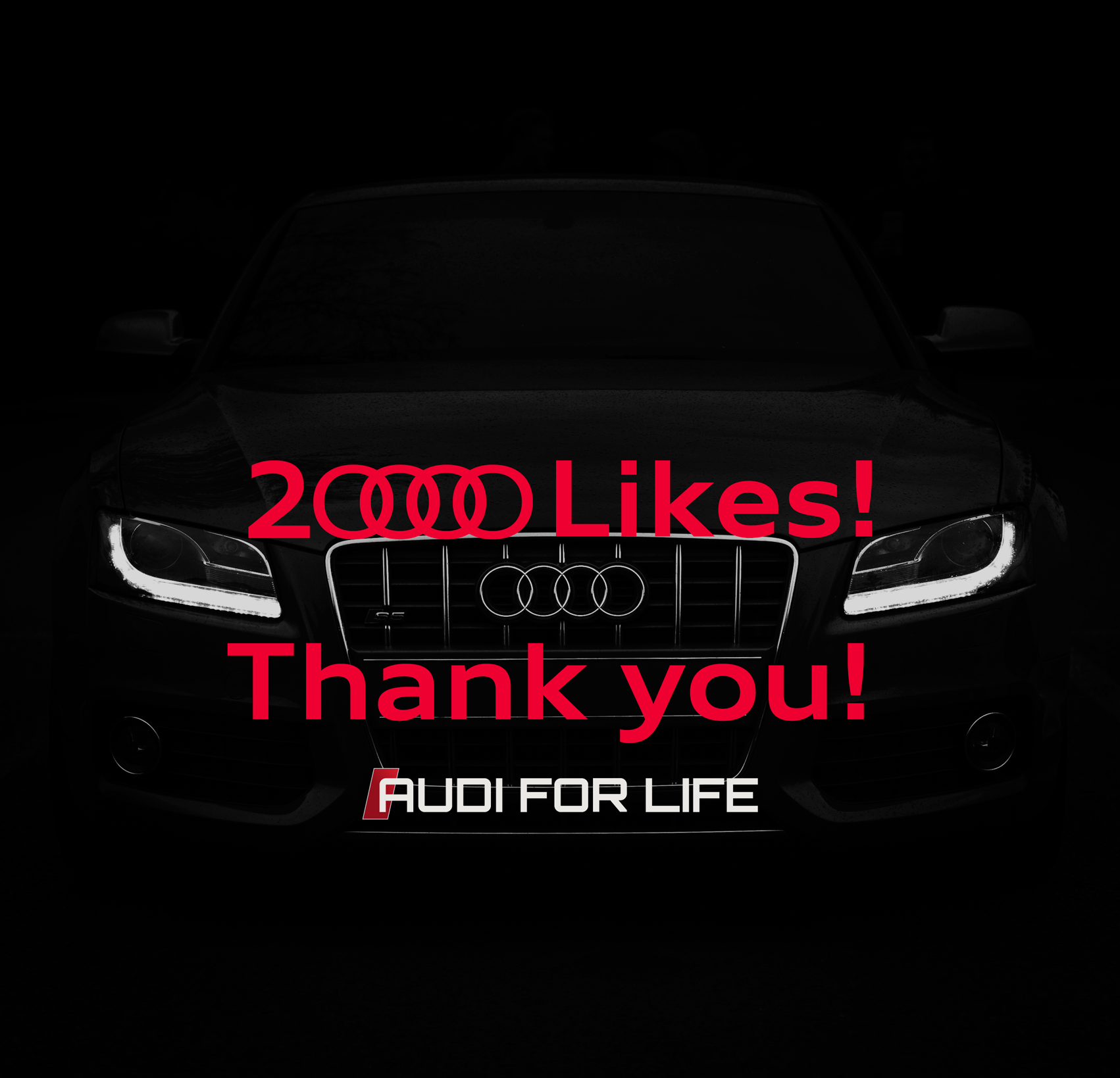 Facebook Page Milestone Reached: 20,000 Likes!