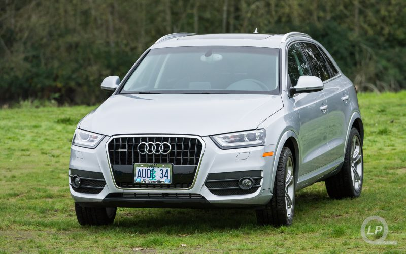 Weekend Notes: Audi Q3 2.0T quattro