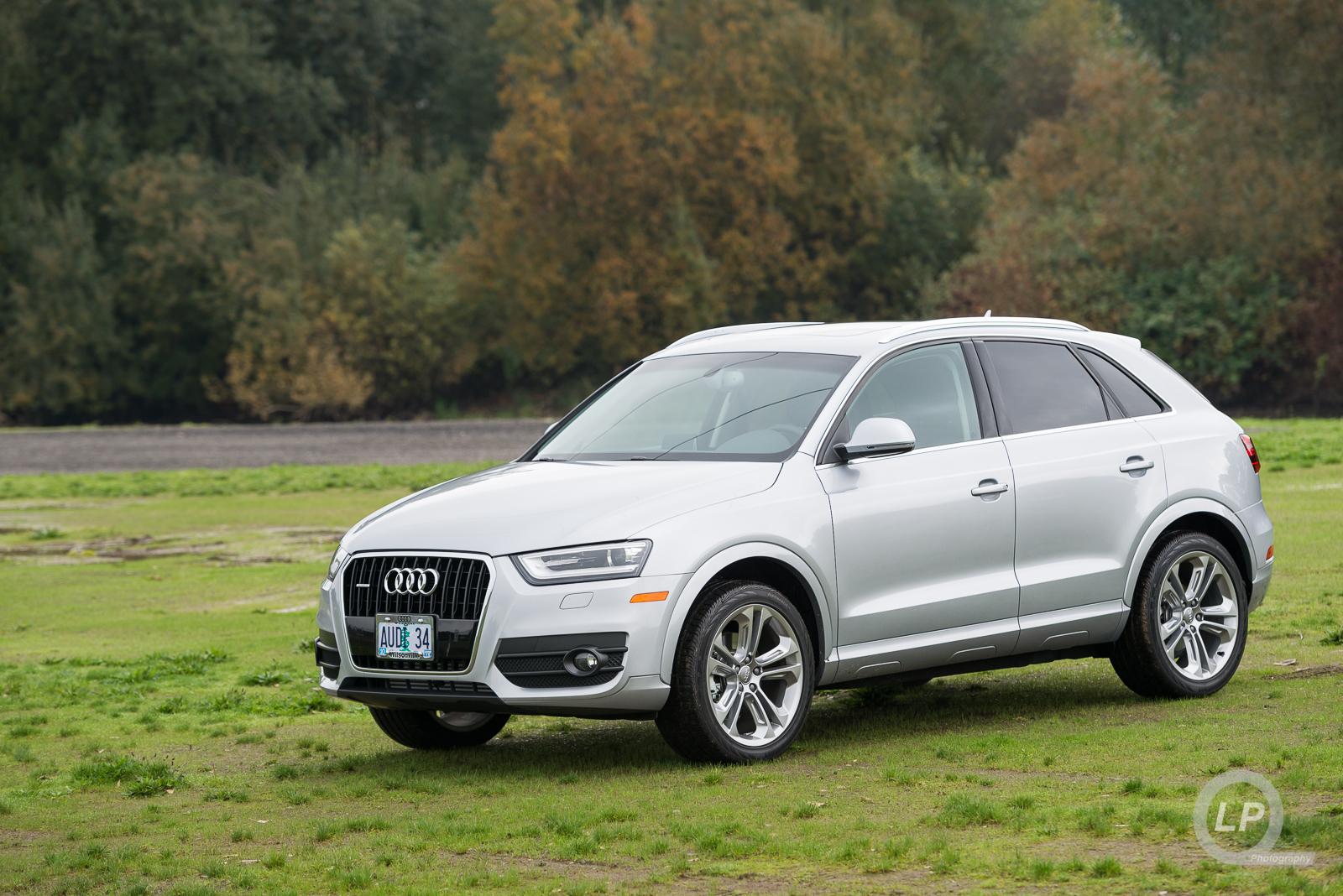 Audi Q3 2.0T quattrofest