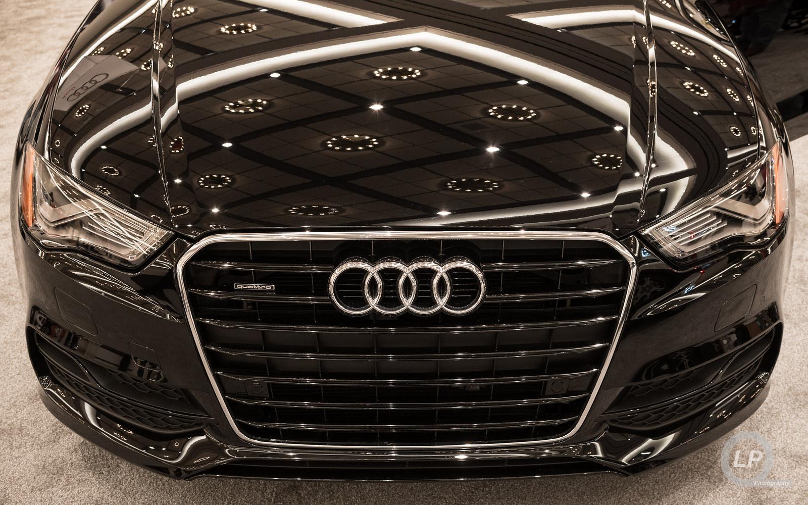 Audi A3 Sedan Front