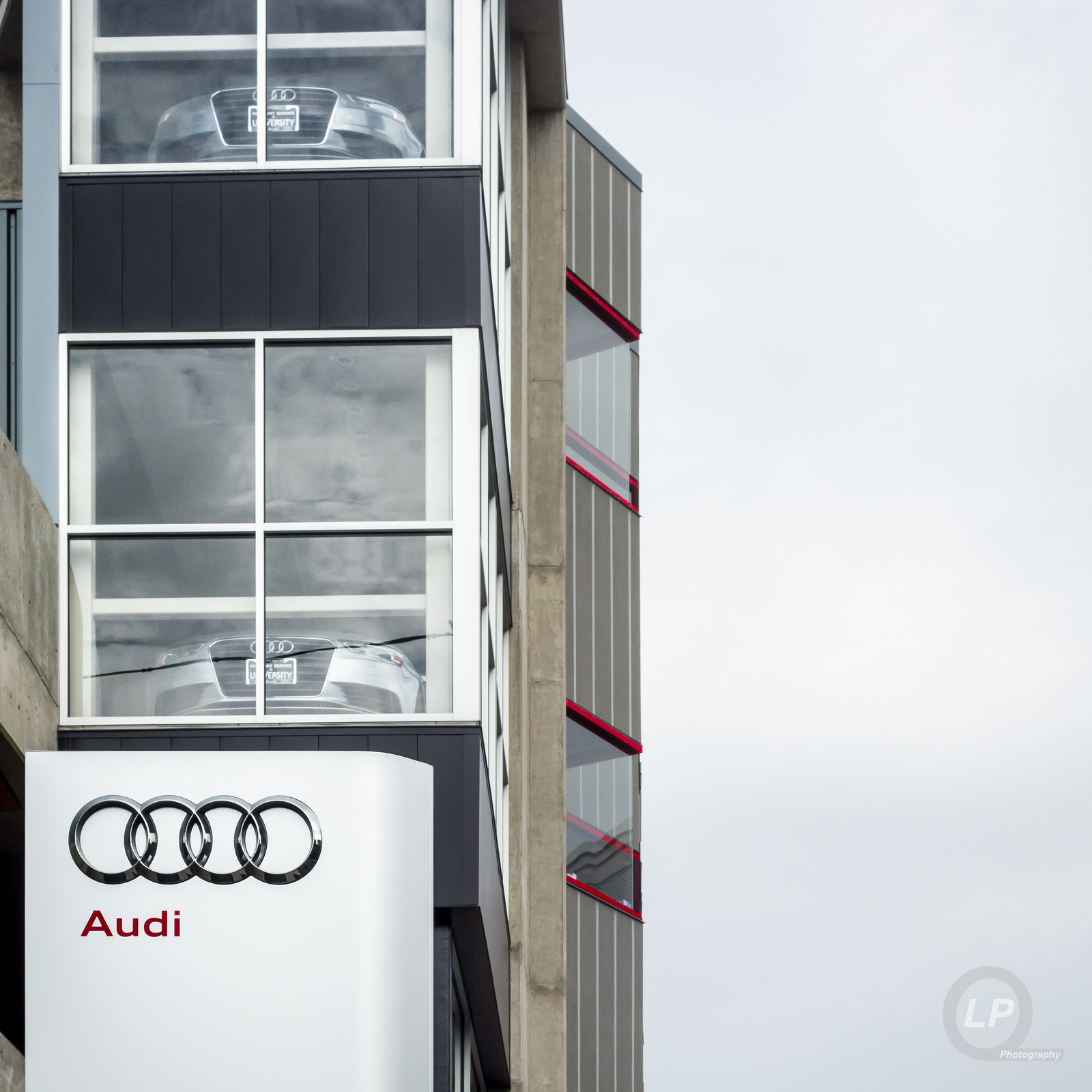 University Audi
