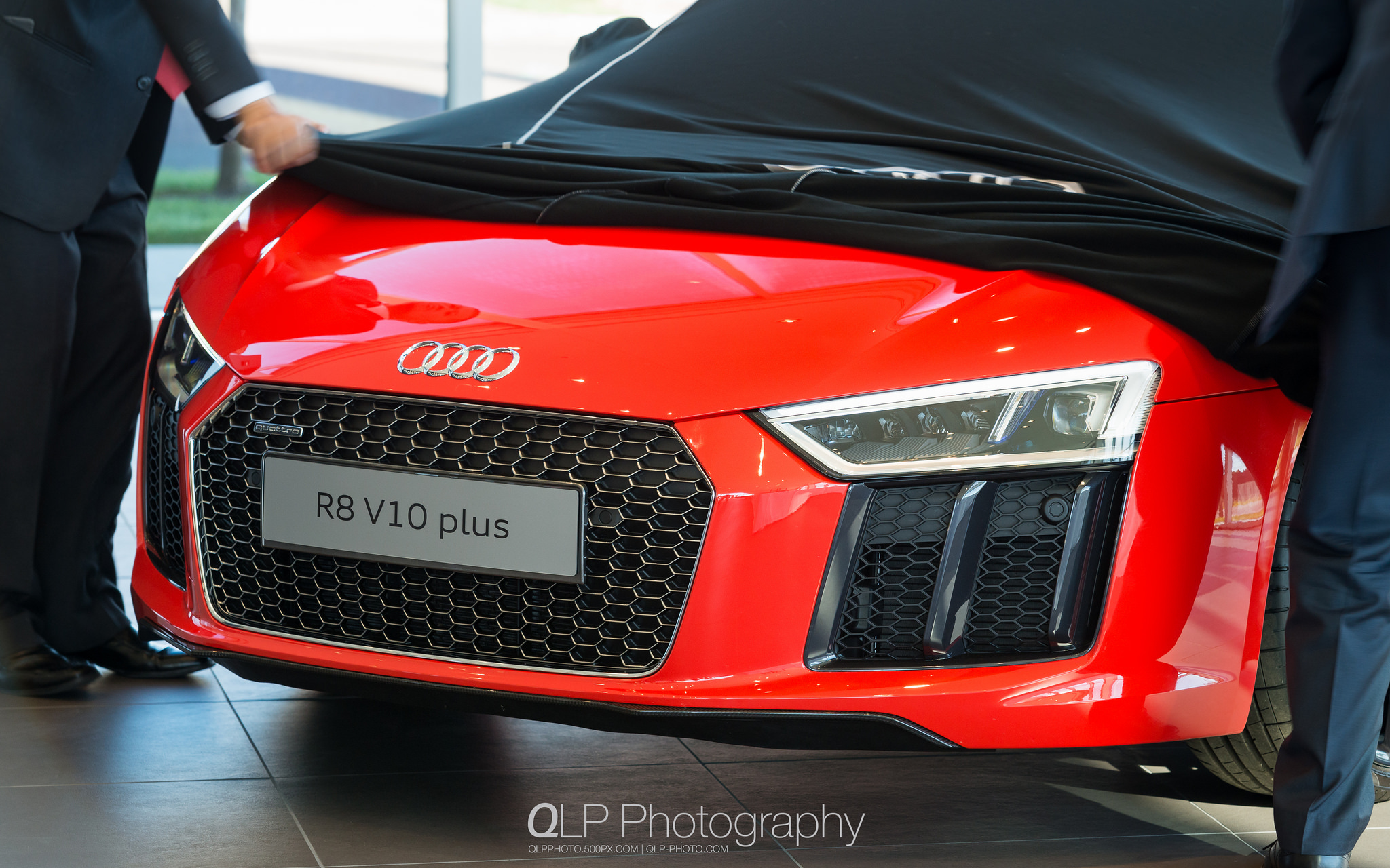 Audi Beaverton Grand Opening Event From Behind the Lens