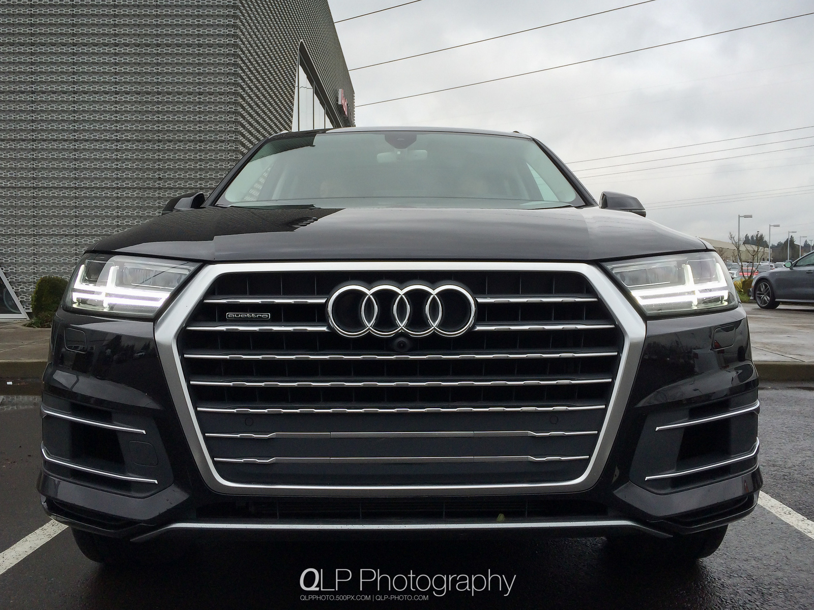 In Photos and Quick Impressions: The New 2017 Audi Q7