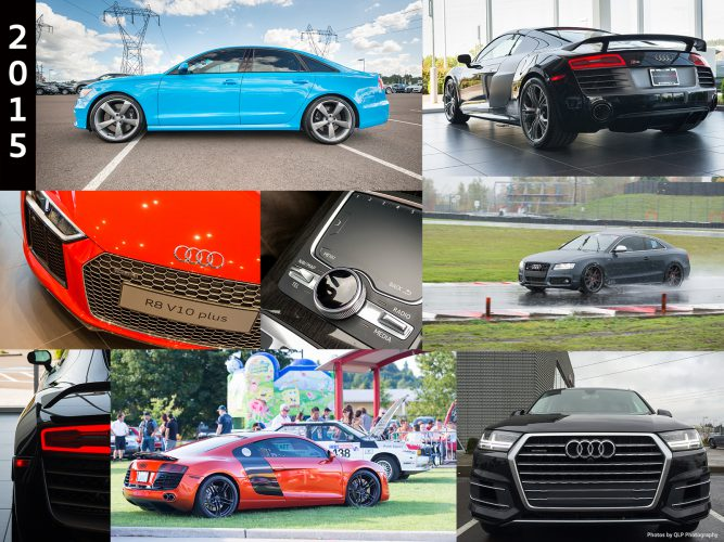 Year in Review: Looking Back at #AudiForLife in 2015
