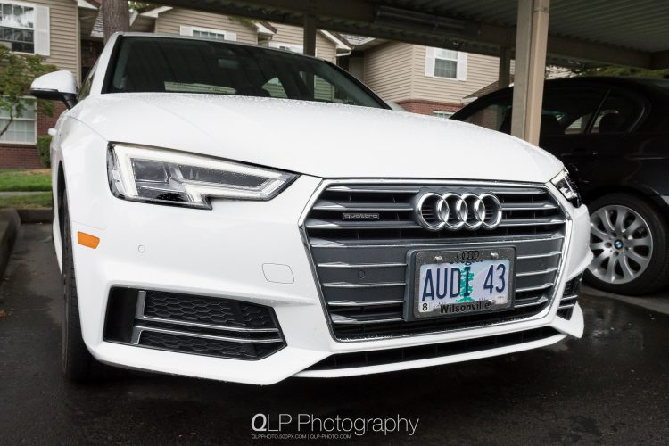 First Impressions: 2017 Audi A4