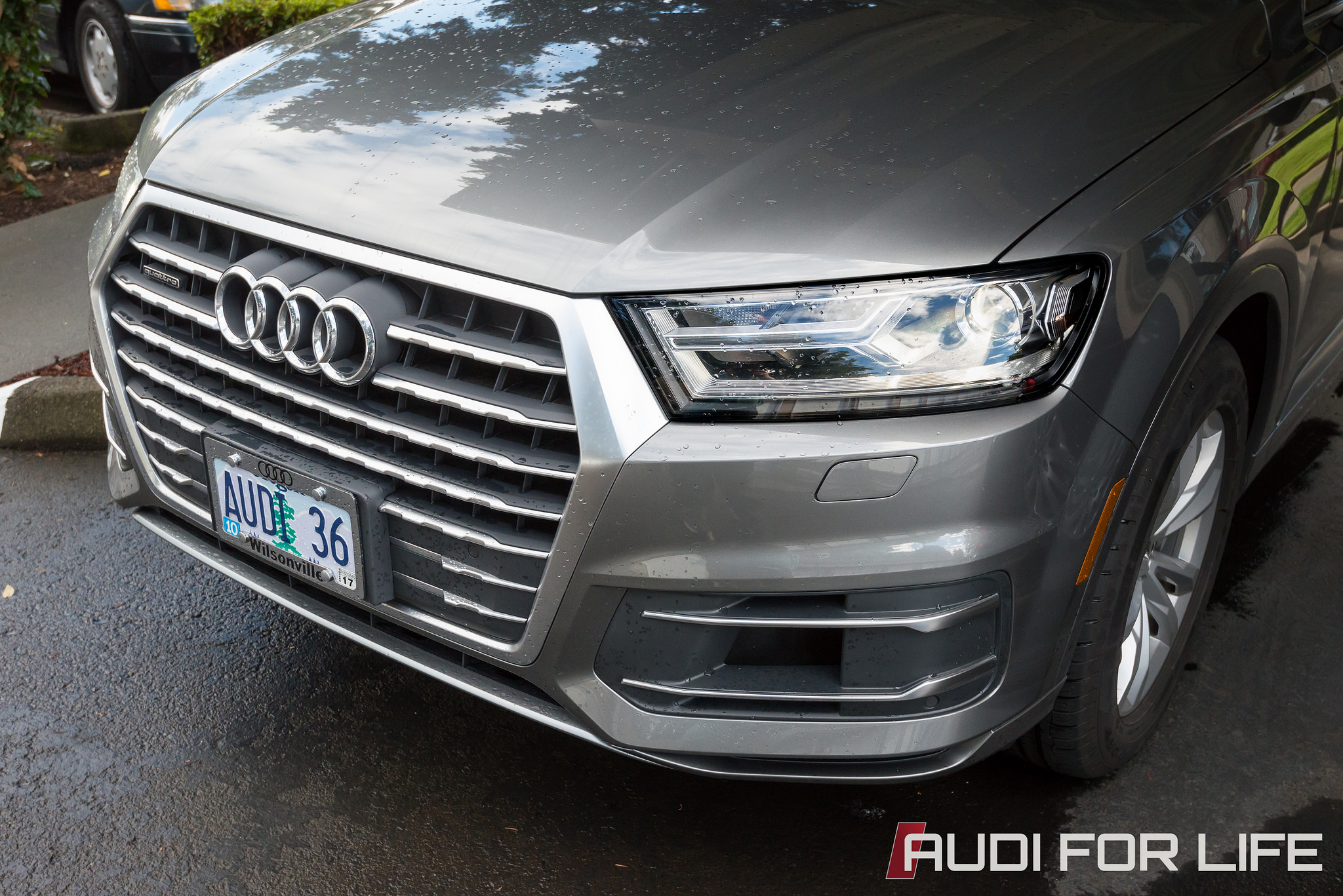 Driving Impressions: 2017 Audi Q7