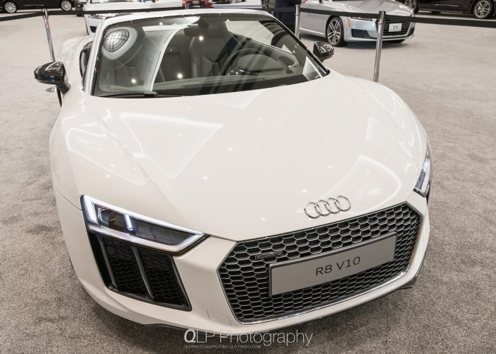 Audi at the 2017 Portland International Auto Show