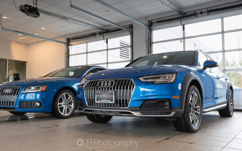 Farewell #LoveMyS5, Hello Exclusive Ara Blue A4 Allroad