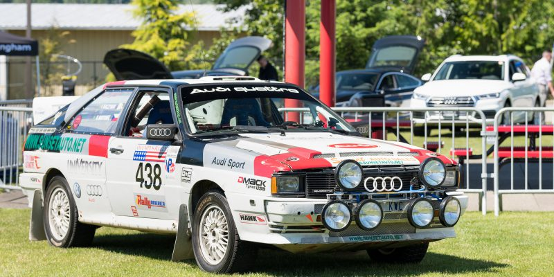 In Photos: Audi Expo 2017