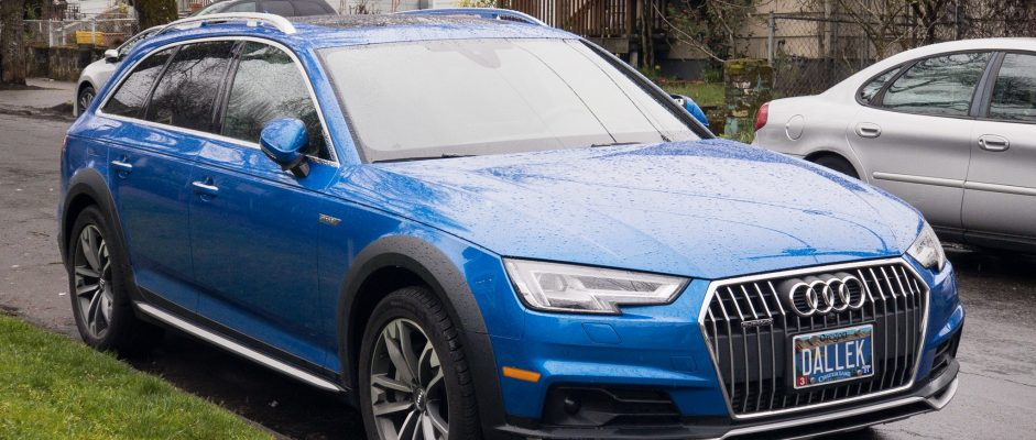 One year with my Ara Blue A4 allroad
